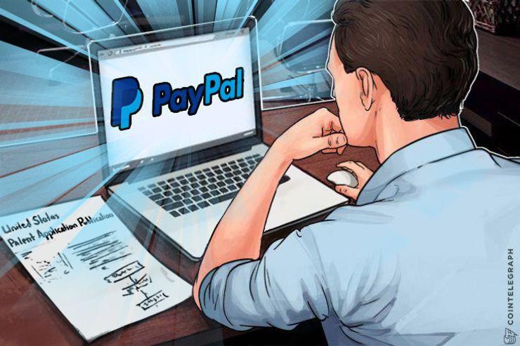 PayPal registra un brevetto per un sistema che ridurrà i tempi di transazione con criptovalute