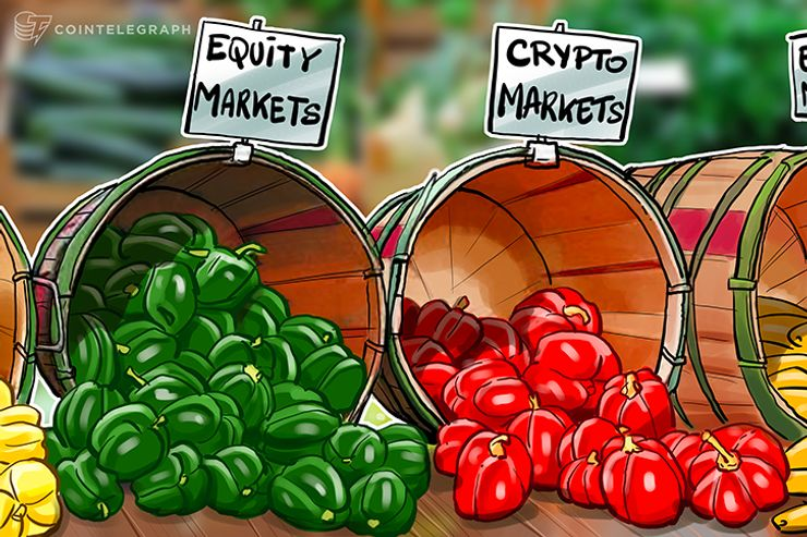 Equity Markets vs. Cryptocurrency Markets: Weekly Performance Review