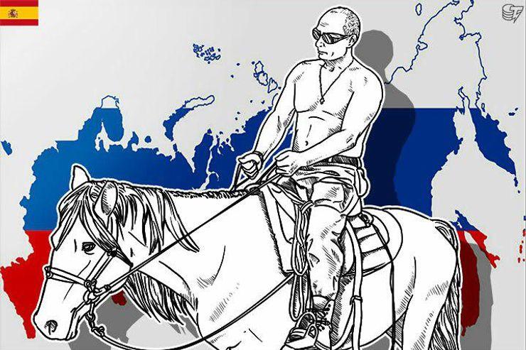 Bitcoin se abre paso en Rusia