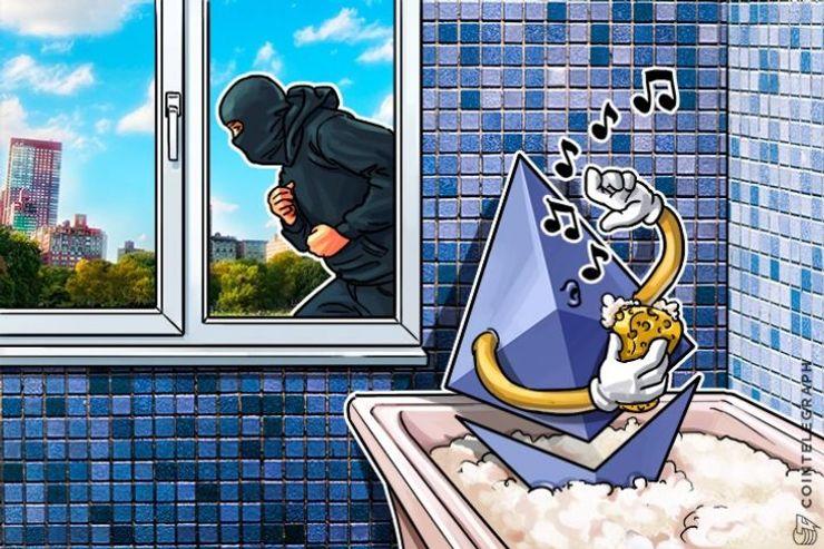 Cuenta phishing de Twitter roba Ethereum fingiendo hacer entrega de pagos de OmiseGo