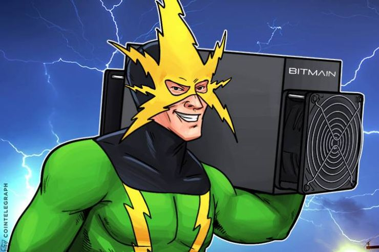Bitmain Releases Ethash ASIC Miners