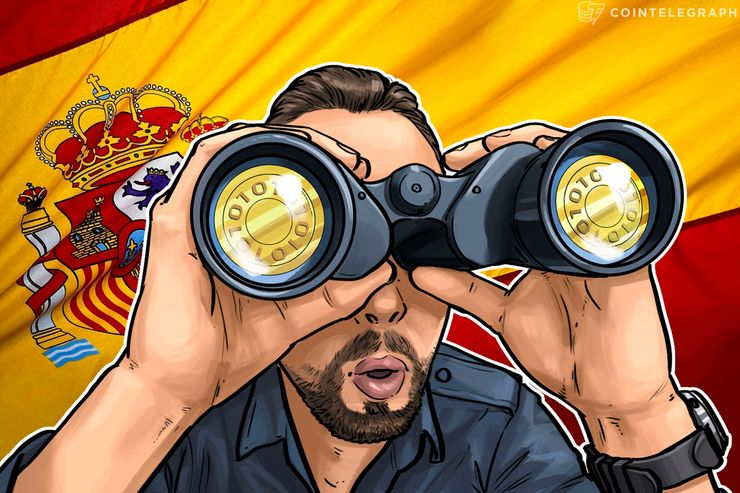 Spain's Tax Regulator Sends User Data Requests To 60 Crypto-Related Companies