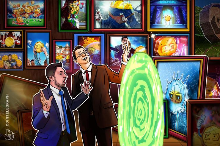 Rick-und-Morty-Krypto-Kunstwerk: Für 150.000 US-Dollar auf Nifty Gateway verkauft