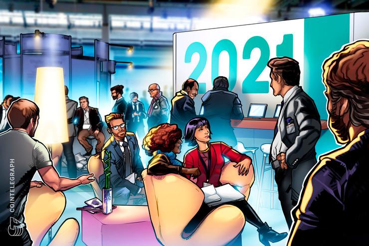 cointelegraph.com - Elena Perez - Defying COVID-19: Blockchain events make an in-person return
