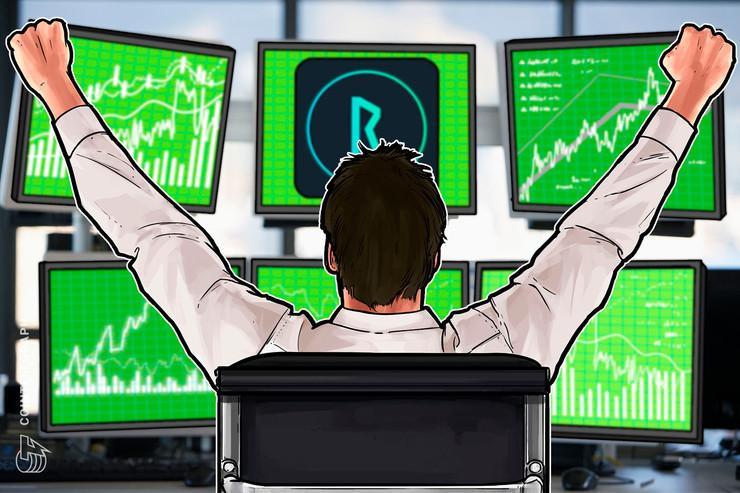 Cómo los traders de criptomonedas atraparon una subida del precio del 48% de 2 tokens