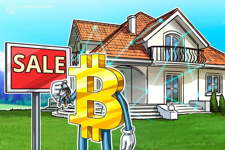 cointelegraph.com - Rachel Wolfson - Bitcoin payments for real estate gain traction as crypto holders seek monetization