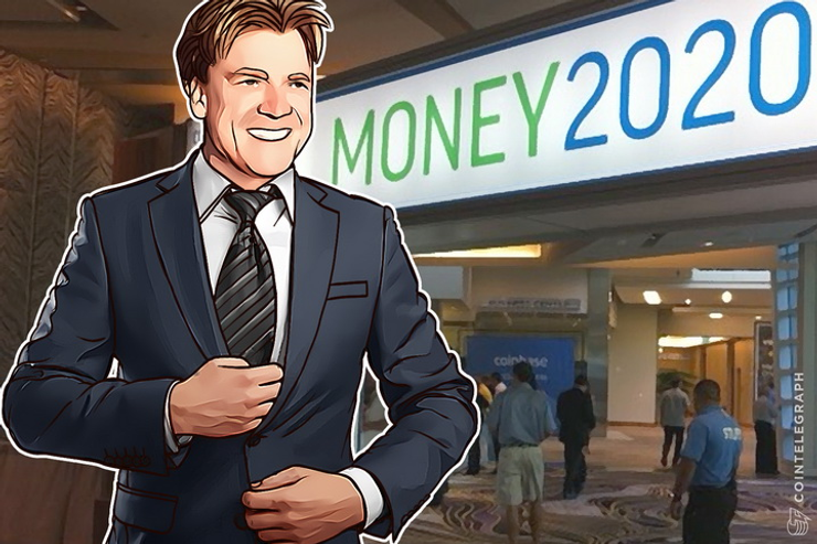Overstock's Patrick Byrne: With Blockchain, We'll Decide What Goes to Government Coffers