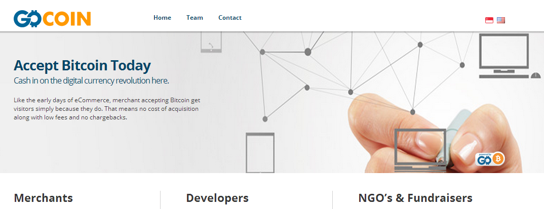 GoCoin looks to Singapore for success in Bitcoin