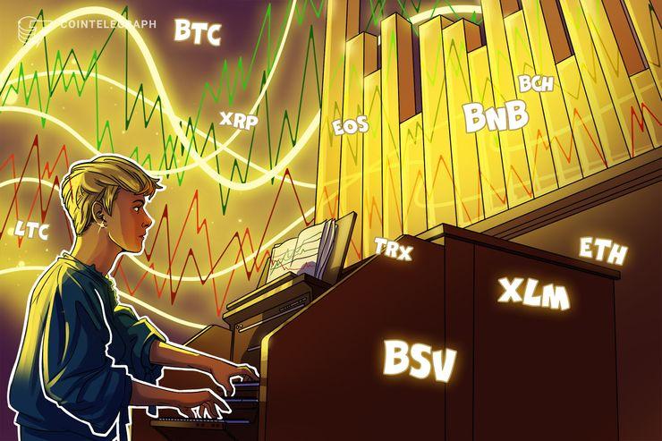 Bitcoin, Ethereum, Ripple, EOS, Litecoin, Bitcoin Cash, TRON, Stellar, Binance Coin, Bitcoin SV: Price Analysis, February 18