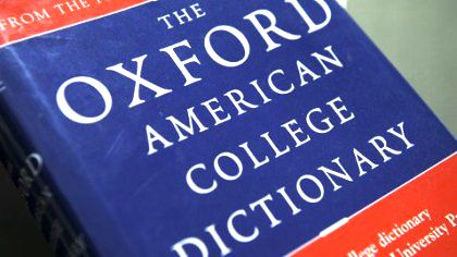 Recognition from Oxford dictionary: How is that for Bitcoin legitimacy?