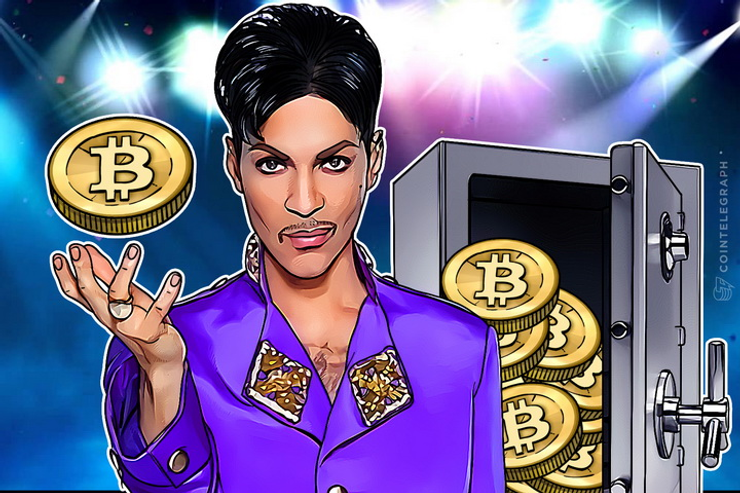 Taxes Claim Half Prince's Estate: He Should Have Left Bitcoin Behind