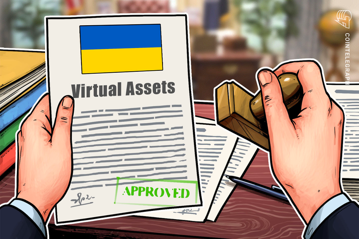 Ukraine Passes Law on Money Laundering With Crypto Policy Based on FATF