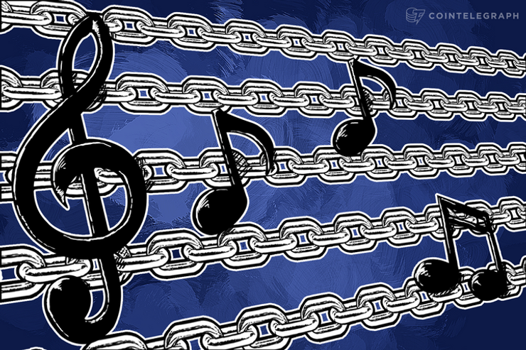 Music Copyrights Stored On The Bitcoin BlockChain: Rock Band 22HERTZ Leads The Way