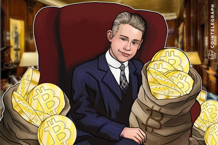 how to be a millionaire with bitcoin