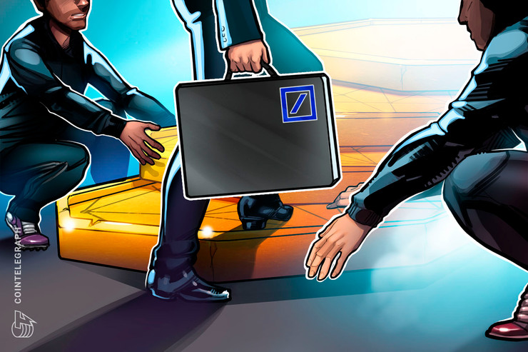 Binance-Backed Crypto Bank Appoints Deutsche Bank Executive as New CEO
