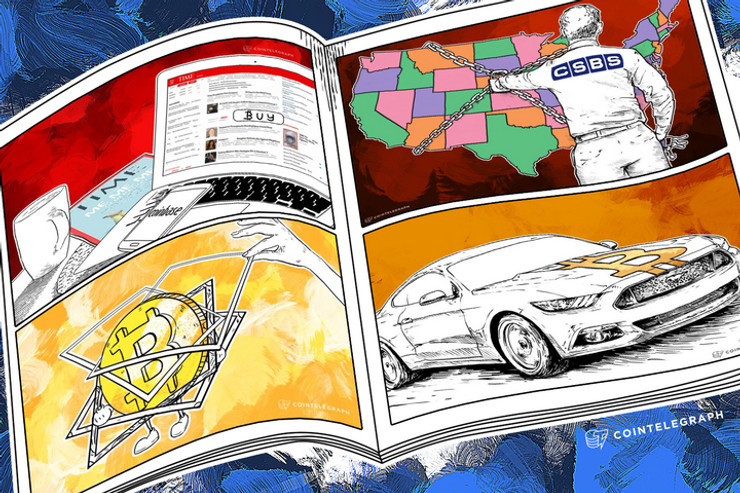 Weekend Roundup: Regulatory Messiness in US, Currency Crisis in Russia, and Time, Inc. Accepts Bitcoin