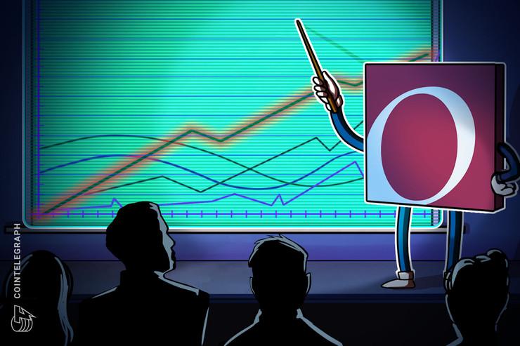 El 'dividendo digital' de Overstock lidera el ranking de tokens de valor