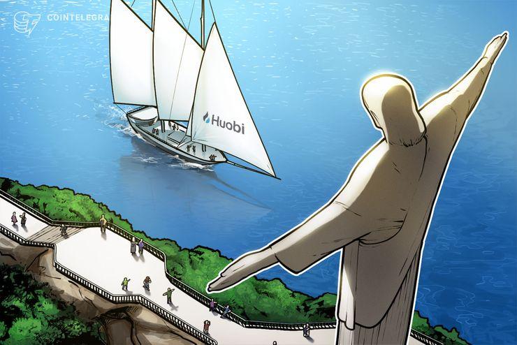 Huobi, a terceira maior exchange do mundo, começa a operar no mercado cripto brasileiro