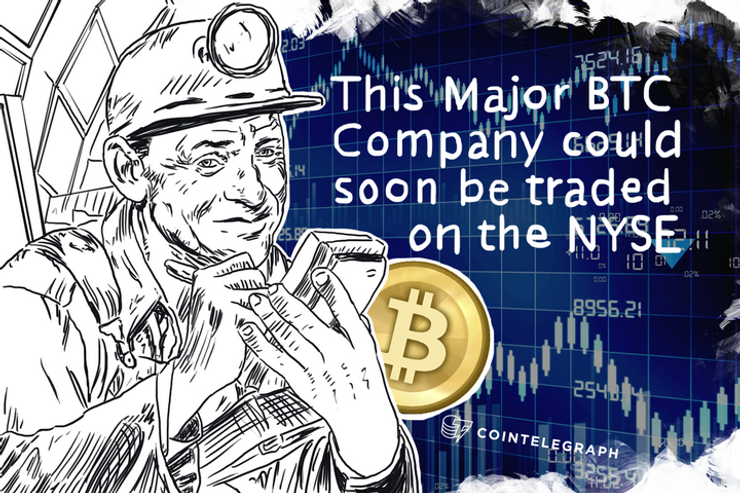 This Major BTC Company could soon be traded on the NYSE