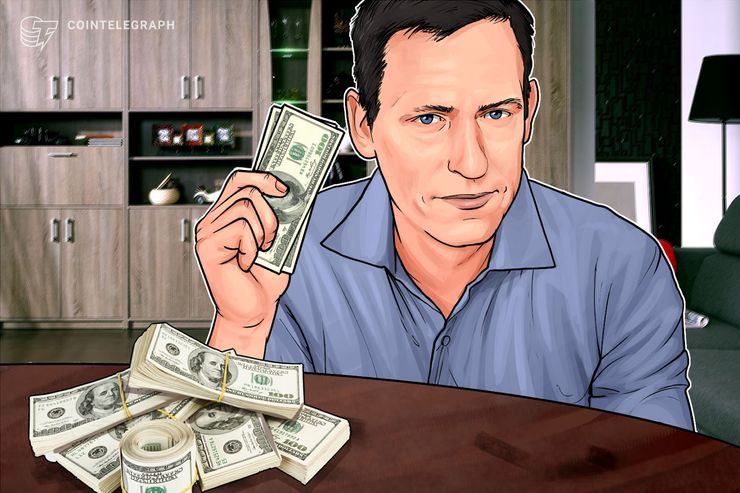 Crypto Investment Platform Secures Seed Funding from Peter Thiel, Digital Currency Group