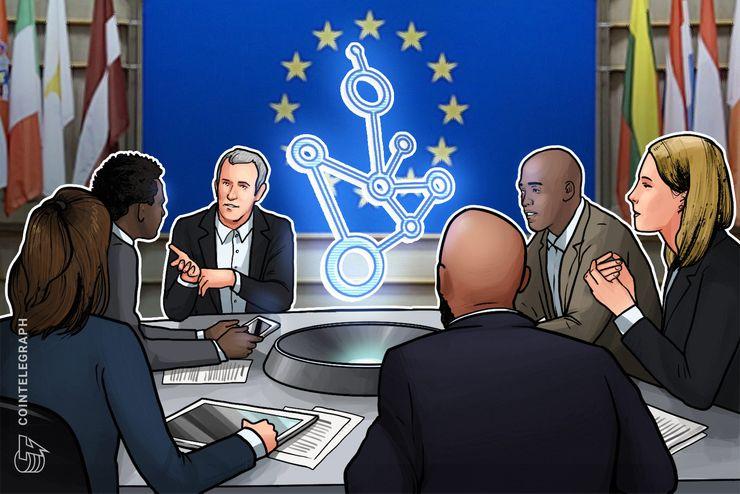 Sete Estados da EU assinam declaração para promover o uso de blockchain