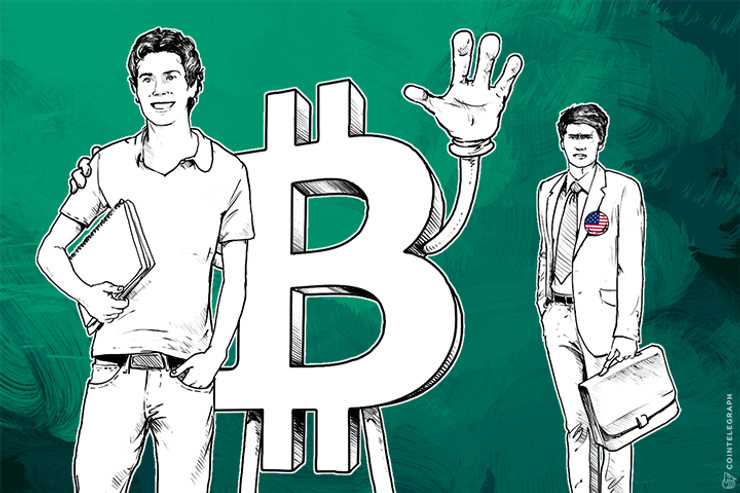 Bitcoin Created More Jobs Than the U.S. Gov't in 2014