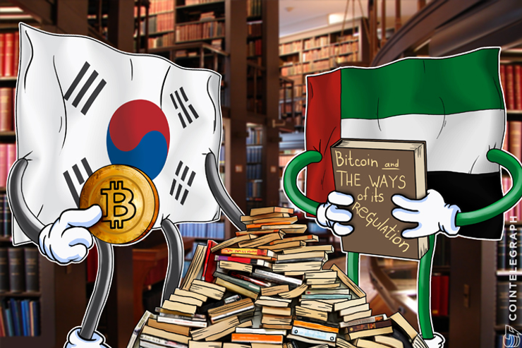 Korea, Dubai Move to Regulate Bitcoin