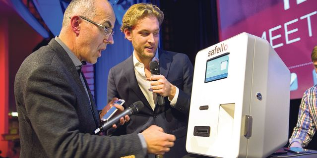 Sweden's first Bitcoin ATM finds a home