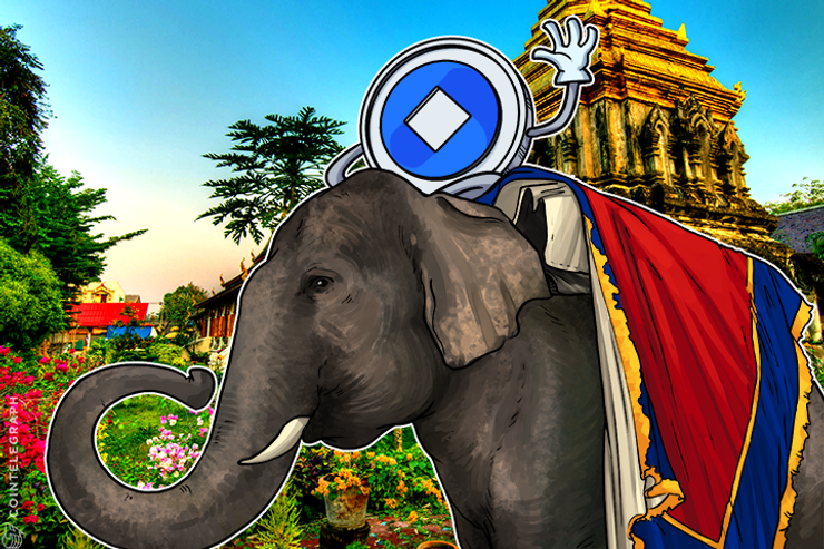 Preço do OmiseGo se recupera após o apoio do ministério tailandês das finanças