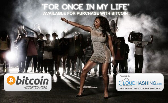 Bitcoin making waves in the music industry