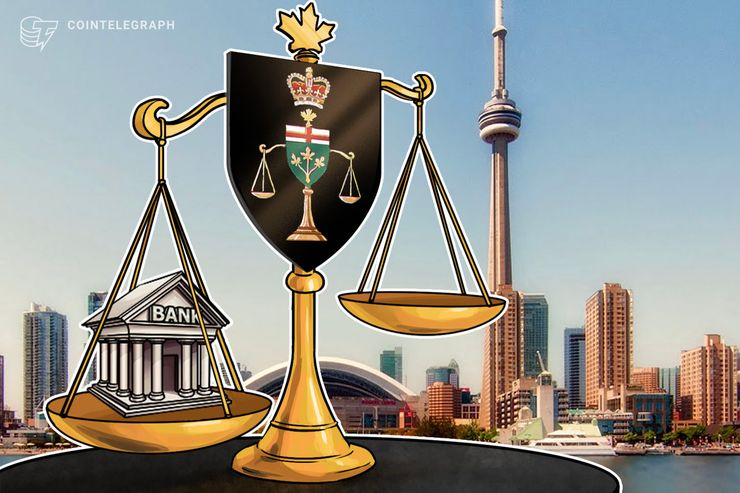 Judge Rules in Favor of Canadian Bank in Dispute With Crypto Exchange