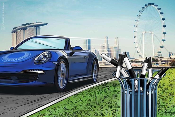 シンガポール副首相 仮想通貨取引禁止せず「金融制度へのリスクない」