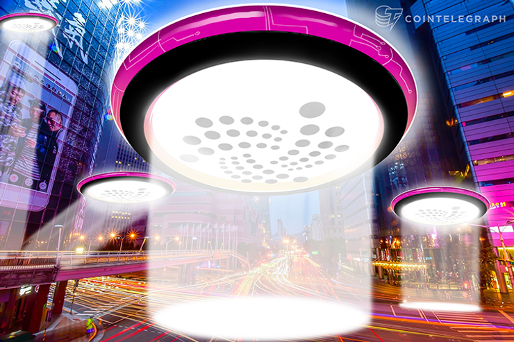 Taipei Partners With IOTA To Become A Blockchain-Powered Smart City