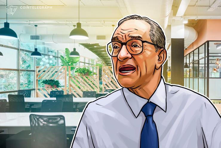 """Chair Greenspan: """"no tiene sentido"""" que los bancos centrales emitan sus propias monedas digitales"""