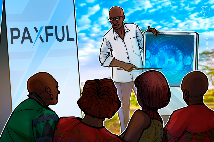 Peer-to-Peer Crypto Exchange Champions Africa in Online Sessions