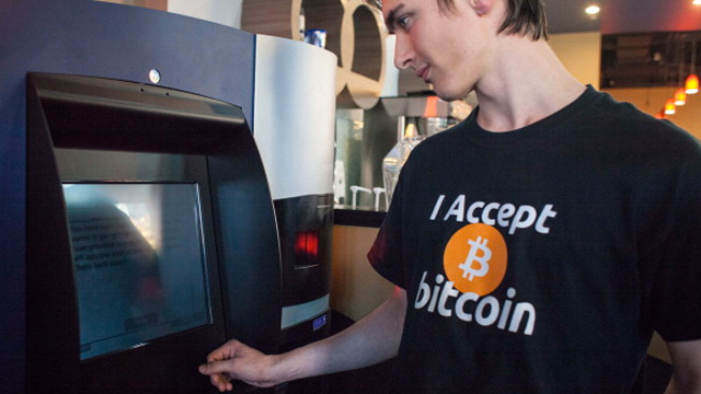 First Bitcoin ATM in Vancouver Coffee House