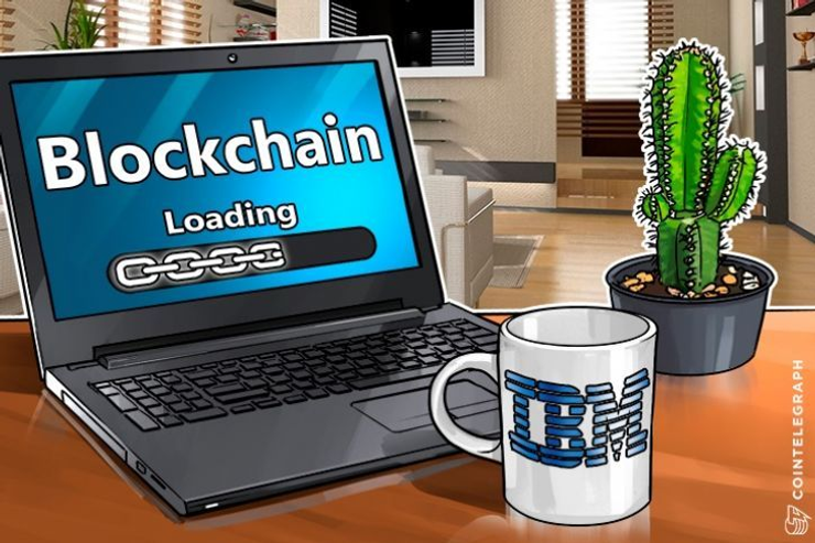 IBM Beats Microsoft in Blockchain Technology Deployment
