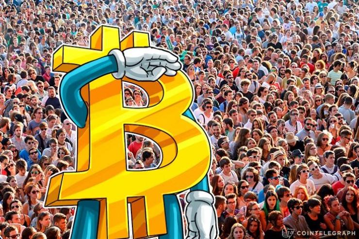 Odrediti tačan broj korisnika bitkoina