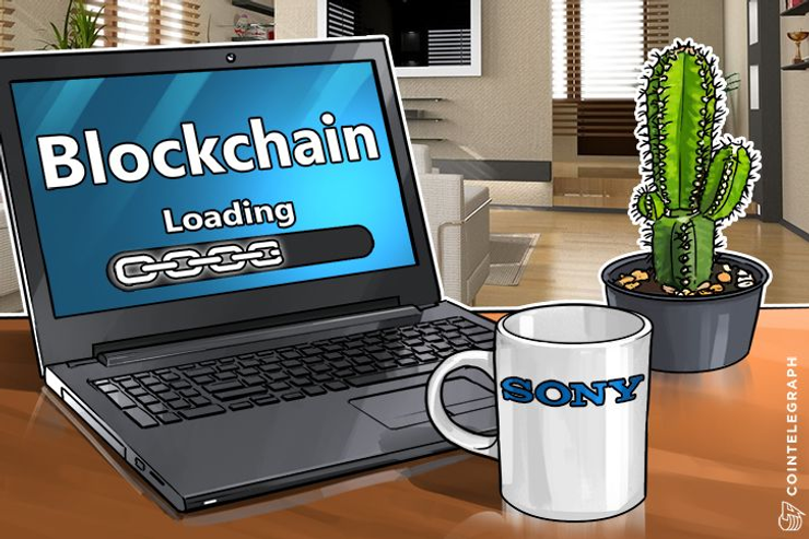 Sony se traslada a Blockchain para datos instructivos