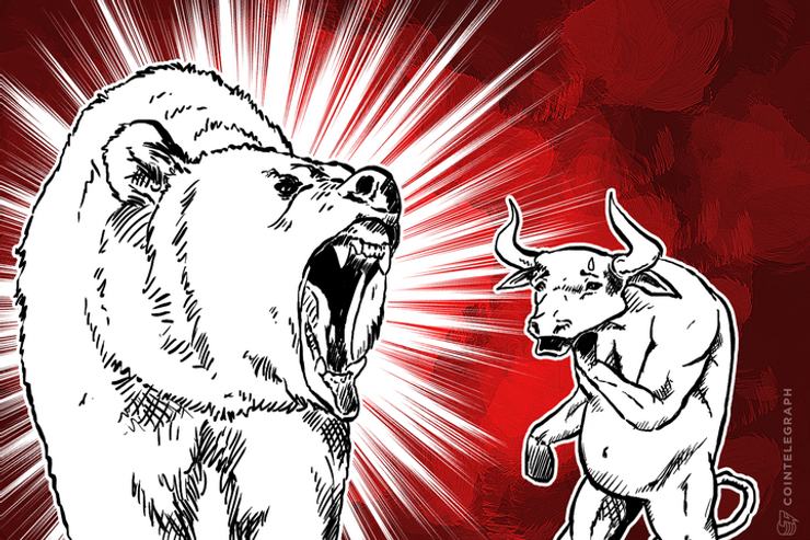 Bitcoin Price Analysis: Steady Downtrend (Week of APR 19)