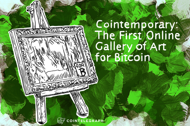 Cointemporary: The First Online Gallery of Art for Bitcoin