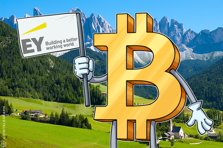 EY Switzerland, World Top Four Accounting Firm, to Accept Bitcoin