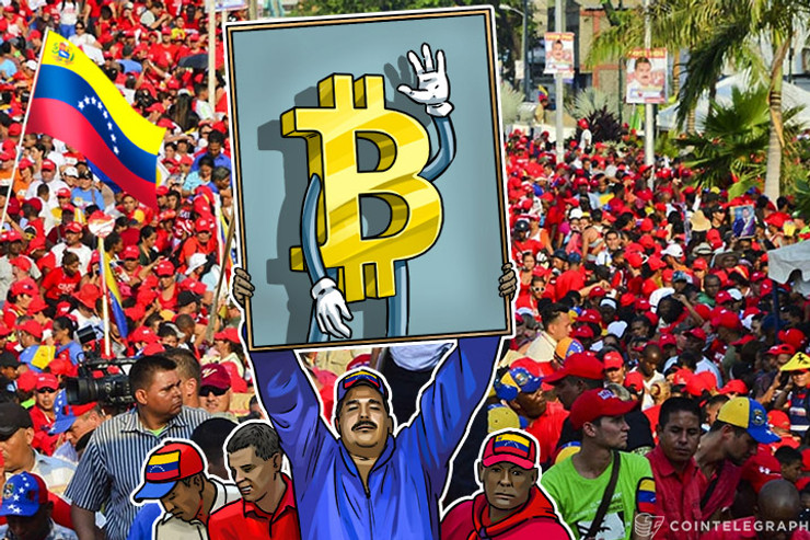 Venezuelans Rely on Bitcoin to Survive, Disregard Fiat Completely