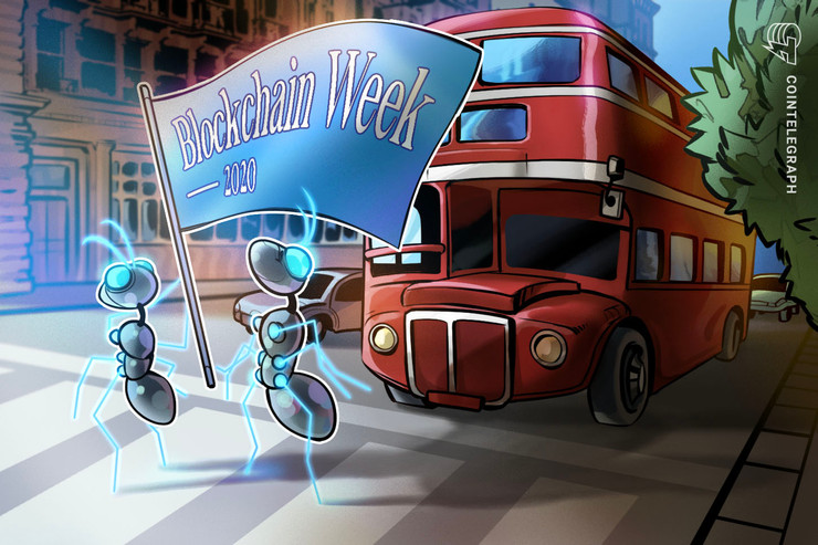 Viral Tech: London Blockchain Week Spreads Into Day Two Despite Coronavirus Scare