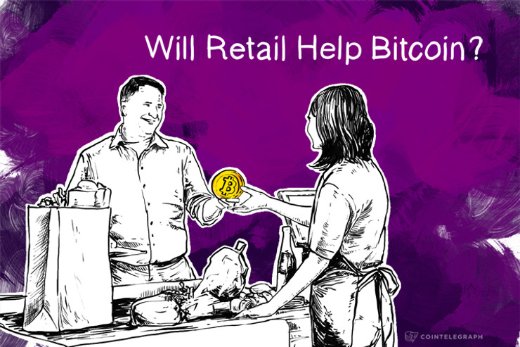 Will Retail Help Bitcoin?