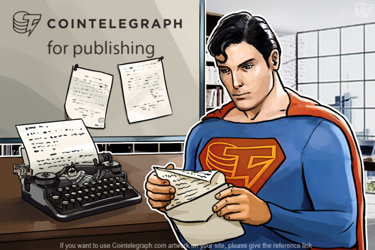 Cointelegraph: Aspiring Authors and Bloggers – Get Involved!