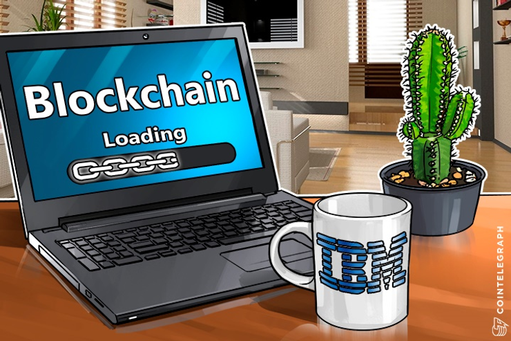 IBM's Next Step in Launching One of the World's Largest Blockchain Implementations?
