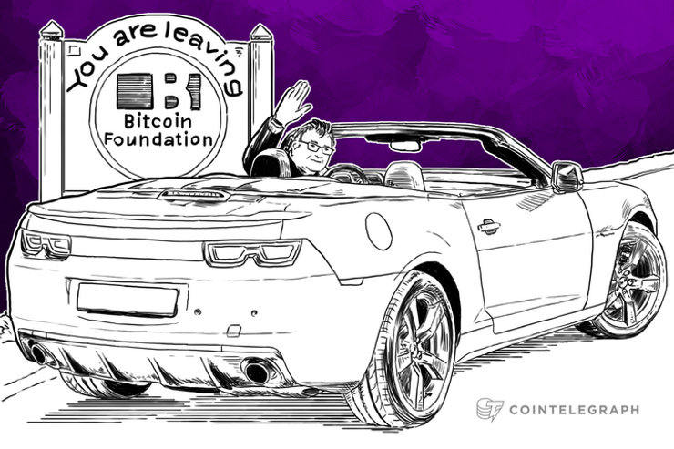 A New Era for the Bitcoin Foundation: Matonis Passes the Torch to Patrick Murck