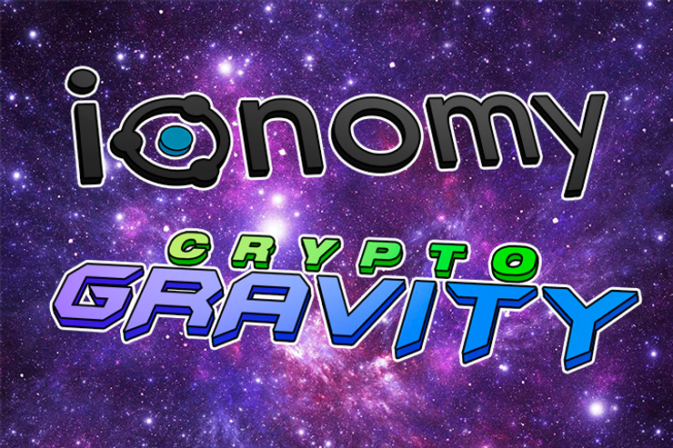 Win Rewards While Having a Blast: Crypto Gravity from ionomy Studios
