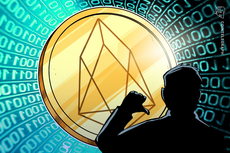 Weiss Crypto Ratings Downgrades EOS Due to Centralization Concerns